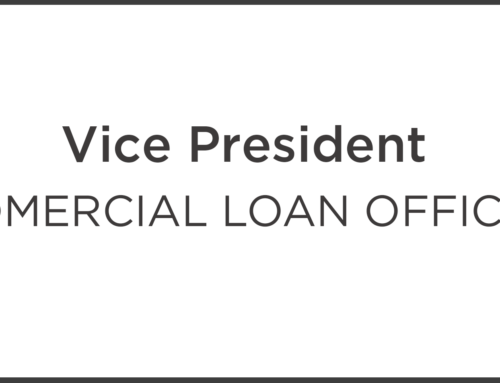 VP Commercial Loan Officer