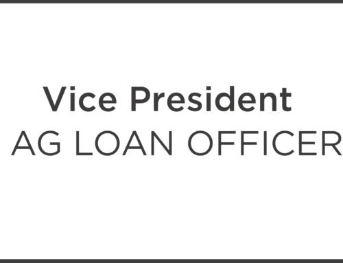 Ag Loan Officer