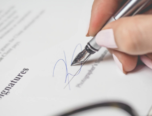 What to do if you're asked to sign a non-compete agreement